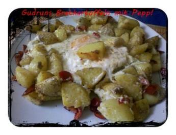 Kartoffeln: Bratkartoffeln mit Pepp! - Rezept