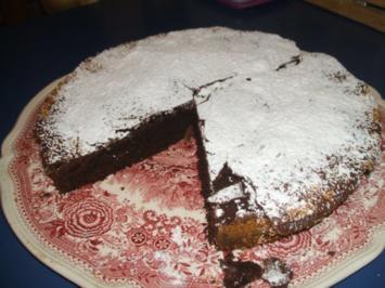 Rezept: Schokoladenkuchen aus Spanien