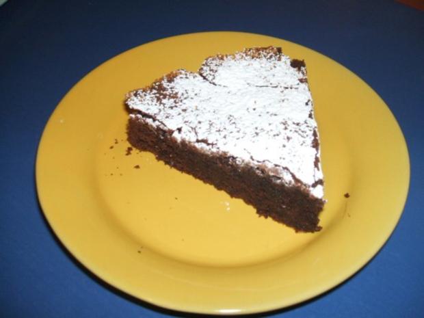 Schokoladenkuchen aus Spanien - Rezept - Bild Nr. 2
