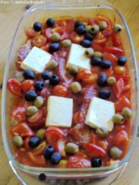 Griechische Ofenschnitzel - Rezept