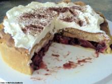 Zwetschgen-Kuchen mit Amaretto - Rezept