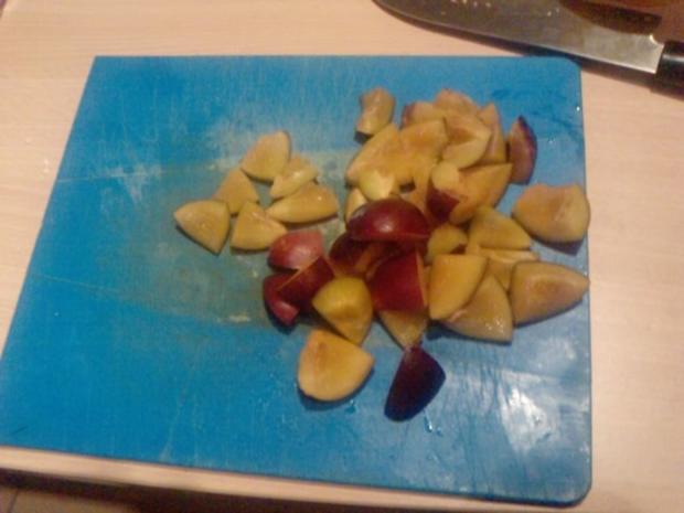 Das Beste aus dem Meer suhlt sich in gezwetschtem Gemüse - Rezept - Bild Nr. 8