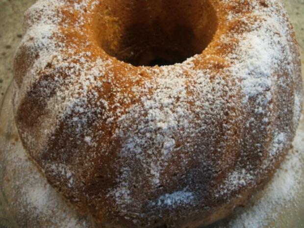 Backen: Marmorkuchen mit Hicks - Rezept