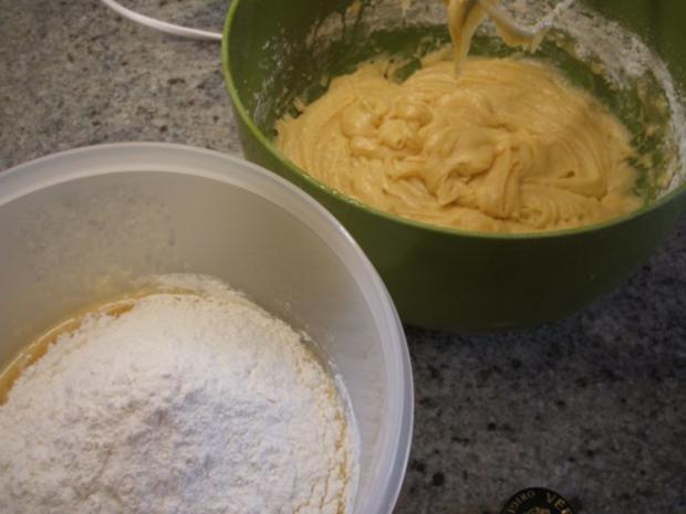 Backen: Marmorkuchen mit Hicks - Rezept - Bild Nr. 5