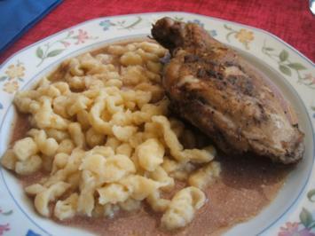 Fleisch: Kaninchen - mein erster Versuch - Rezept