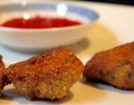 Kräuter-Nuggets - Rezept