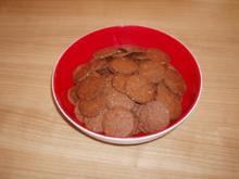 Schoko-Nuss-Kekse - Rezept