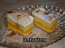 Der susse kleine Kürbis Kuchen - Rezept