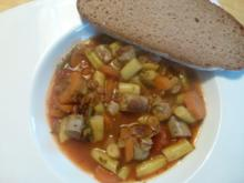Nürnberger Gemüsetopf - Rezept