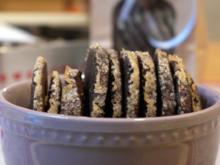 Schoko-Pfeffer-Cookies - Rezept