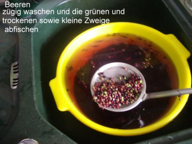 Holunderbeeren -Variationen - Rezept - Bild Nr. 4