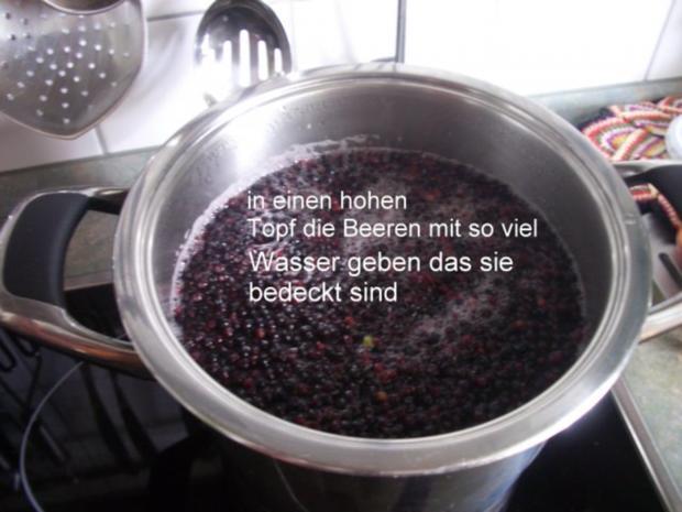 Holunderbeeren -Variationen - Rezept - Bild Nr. 5