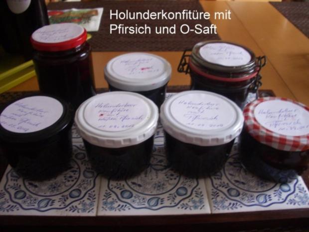 Holunderbeeren -Variationen - Rezept - Bild Nr. 18