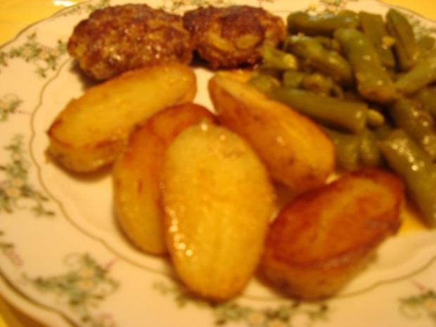 Babykartoffeln aus der Pfanne - Rezept