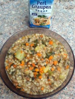 Scotch Broth Mutton ( schottische Graupen Suppe) - Rezept
