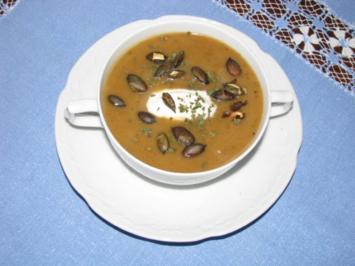 Suppen: Steckrübensuppe - Rezept