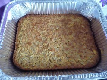 Kuchen : Apfelkuchen - Rezept
