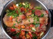 "Cajun Chili Turkey "" HOT "" - Rezept"