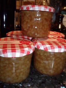 Birnenmarmelade mit Lebkuchengewürz - Rezept