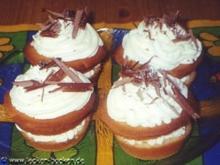 Eierlikör Muffins - Rezept