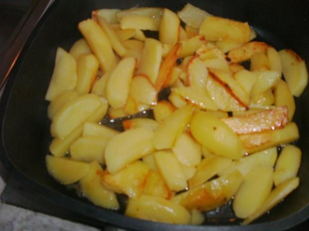 Fleischbällchen mit Zwiebeln und Pfefferschoten - Rezept - Bild Nr. 8