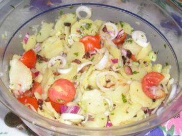 Erdäpfelsalat - Rezept