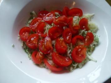 Tomaten-Kräuter-Kraut - Rezept