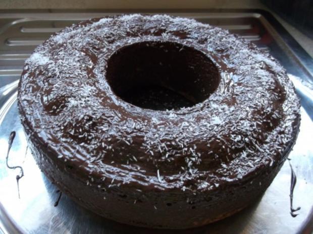 Kokoskuchen Mit Butter Oder Margarine Und Zucker Rezept Mit Bild