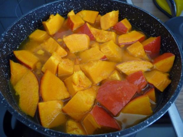Kürbissuppe Mit Apfelsaft