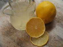 Getränke: Limoncello - Rezept