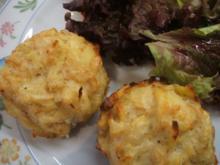 Pikantes Backen: Sauerkraut-Muffins - Rezept