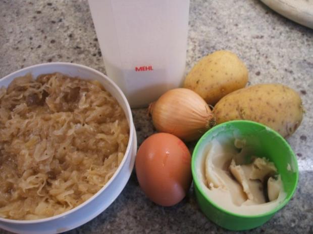 Pikantes Backen: Sauerkraut-Muffins - Rezept - Bild Nr. 2