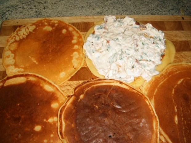 Pfannkuchen-Torte - Rezept - Bild Nr. 9