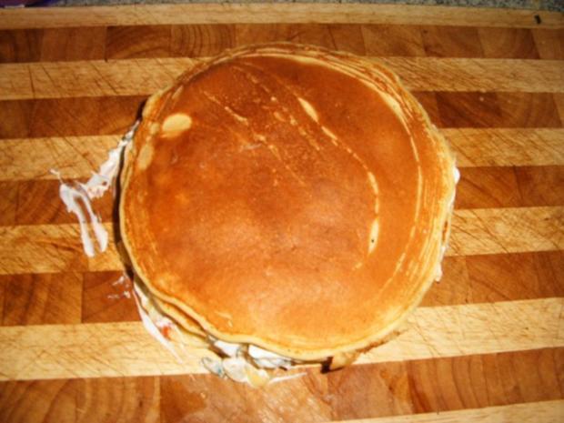 Pfannkuchen-Torte - Rezept - Bild Nr. 10