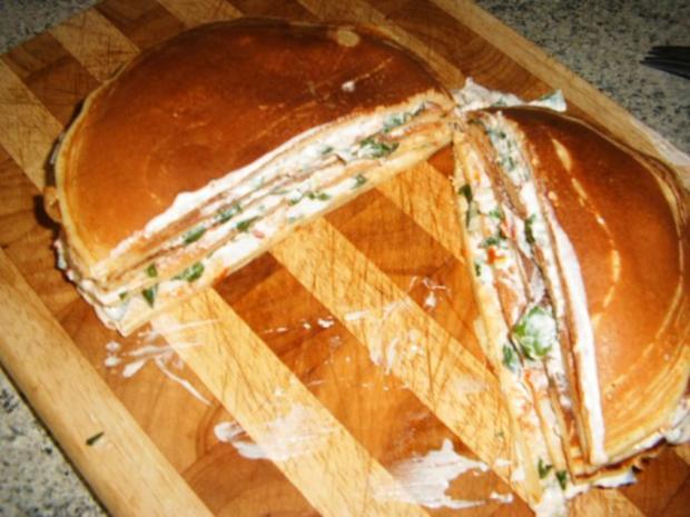 Pfannkuchen-Torte - Rezept - Bild Nr. 11