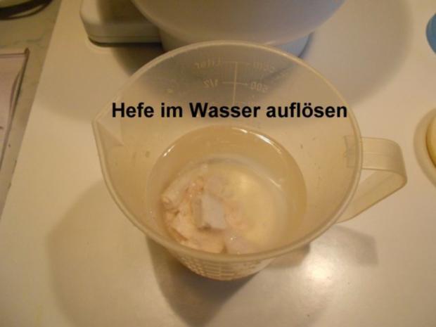 Hamburgerbrötchen - Rezept - Bild Nr. 3