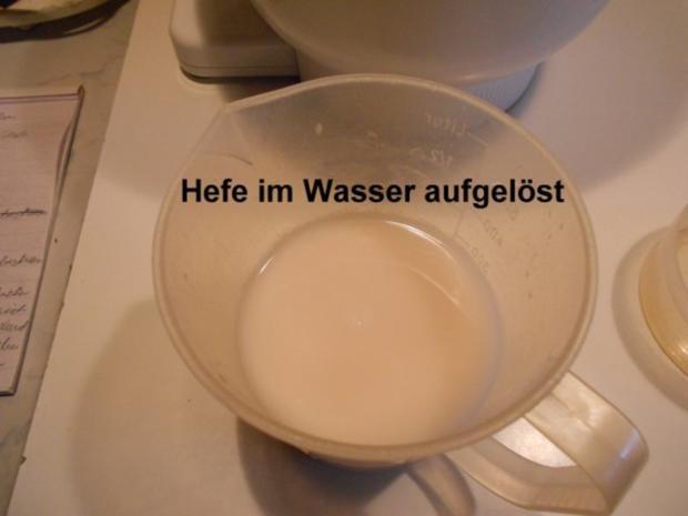 Hamburgerbrötchen - Rezept - Bild Nr. 4