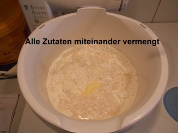 Hamburgerbrötchen - Rezept - Bild Nr. 5