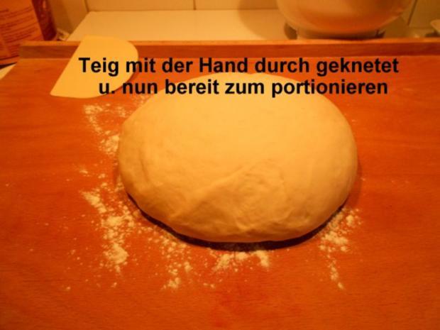 Hamburgerbrötchen - Rezept - Bild Nr. 8