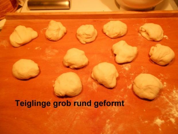 Hamburgerbrötchen - Rezept - Bild Nr. 10