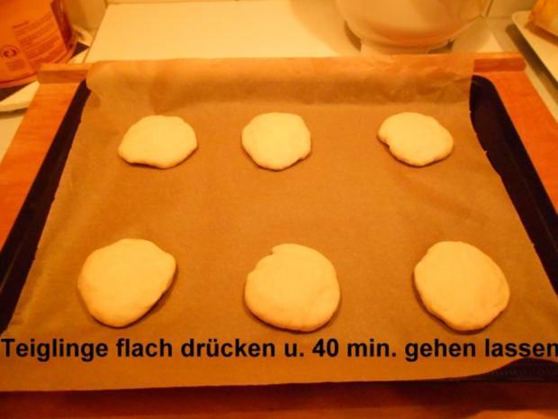 Hamburgerbrötchen - Rezept - Bild Nr. 12