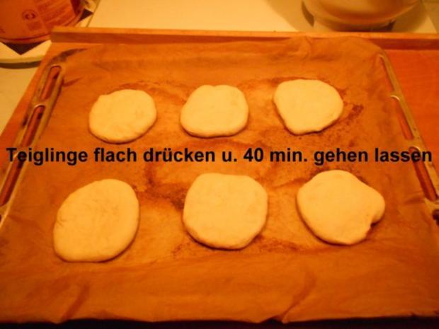 Hamburgerbrötchen - Rezept - Bild Nr. 13