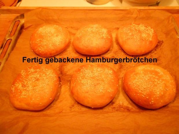 Hamburgerbrötchen - Rezept - Bild Nr. 22