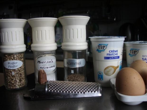 Zwiebelkuchen - Rezept - Bild Nr. 6