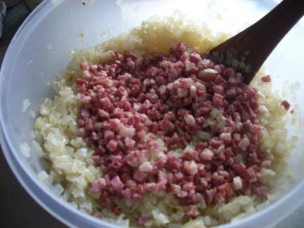 Zwiebelkuchen - Rezept - Bild Nr. 7
