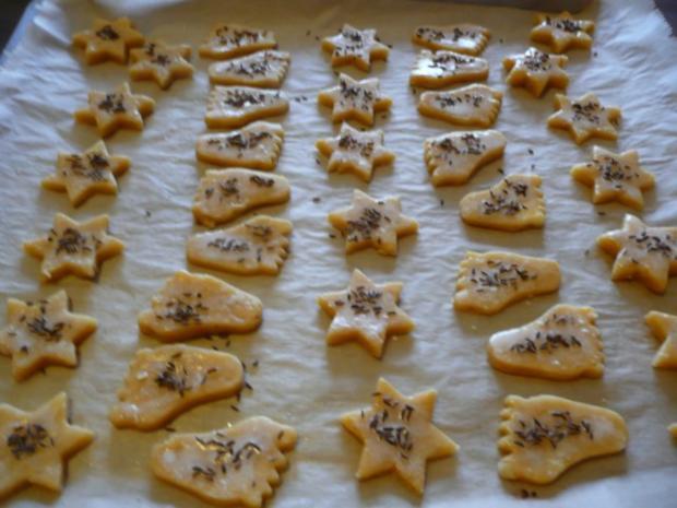 Leerdamer  Kekse mit Kümmel - Rezept - Bild Nr. 4