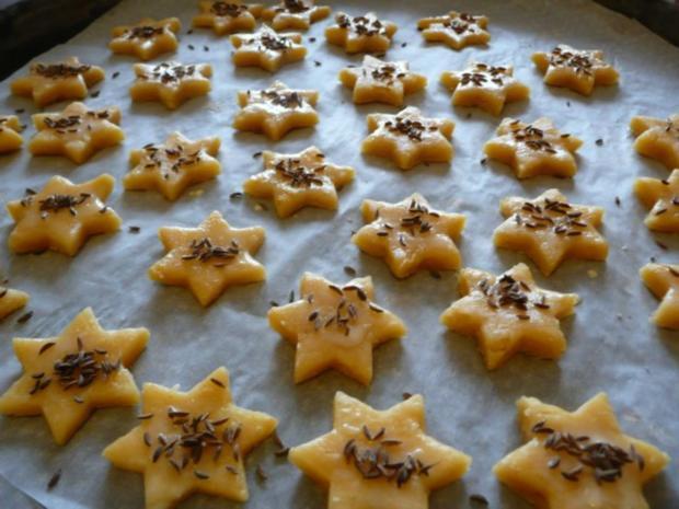 Leerdamer  Kekse mit Kümmel - Rezept - Bild Nr. 5