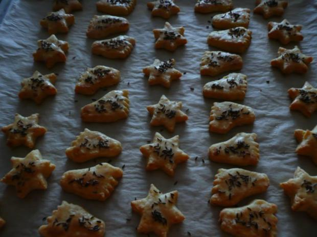 Leerdamer  Kekse mit Kümmel - Rezept - Bild Nr. 6