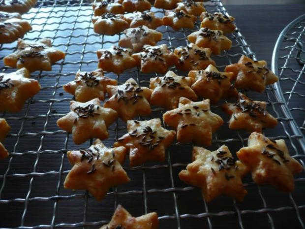 Leerdamer  Kekse mit Kümmel - Rezept - Bild Nr. 7