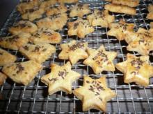 Leerdamer  Kekse mit Kümmel - Rezept
